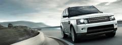 Véhicule Land Rover  Range Rover Sport
