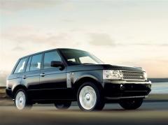Véhicule Land Rover Range Rover