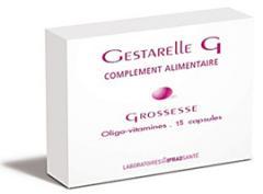 Vitamines Gestarelle G