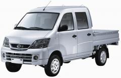 Camionette Double cabine avec plateau CHANGHE CH1021LE
