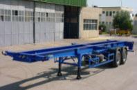 Châssis Porte Conteneurs P.T.C. de 32 à 60 tonnes