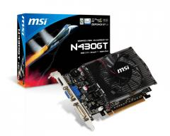 Carte graphique MSI N 430 GT 2