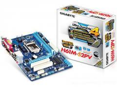 Carte mere 1155 Gigabyte H61M-S2PV