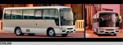 Autocar Nissan CIVILIAN