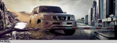 Véhicule 4X4 Nissan Patrol