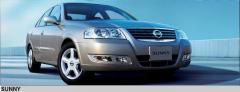 Véhicule Touristique Nissan Sunny