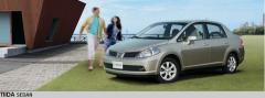 Véhicule Touristique Nissan Tiida Sedan