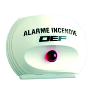 Indicateur alarme incendie