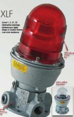 Obstruction lighting XENON fixtures