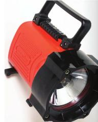 Hand-held LED torches