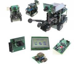 Robots programmables et accessoires