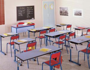Mobiliers scolaire
