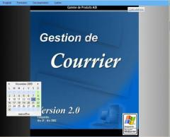 Gestion de courrier