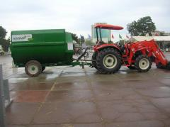 TRACTEURS AGRICOLES -FARMER-