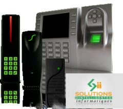 Pointeuse biométrique digitale