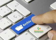 Solution d'archivage électronique des documentes GED en Algerie
