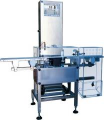Trieuses pondérales (checkweigher)