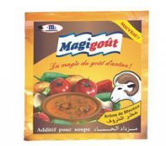 Magigout :La magie du goût d'antan