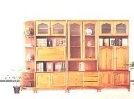 Bibliothèque modulaire de coin