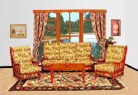 Salons  Rustique  Salon Style n°3