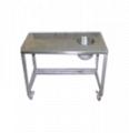Table Vide Epuche Sur Roues