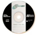 CD-R 80 minutes 52x