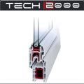 Système menuiserie PVC - (TECH 2000 )