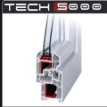 Système menuiserie PVC - (TECH 5000)