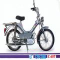 Cyclomoteur avec amortisseurs C 607