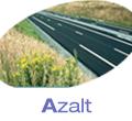 Bitume pour asphalte Azalt