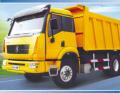 Camion Benne 6x4 Shanglin