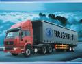 Camion Tracteur 6x4 Shanglin DEYU