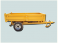 Remorque agricole 5900Kg