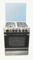 Cuisinière tout gaz 6540 Inox