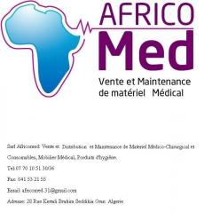 Vente en gros, distribution, maintenance de
