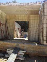Construction en système CONCREWALL