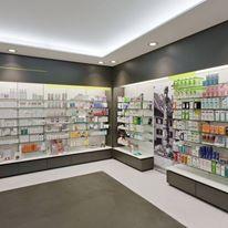 Décoration pharmacie meubles